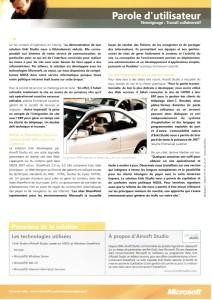 Entretien APRR-Microsoft 2/2